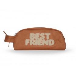 LARGE PENCIL BEST FRIEND CAMEL