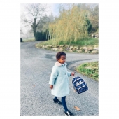 🌾❣️  Merci @vertparadis_ pour cette si jolie photo avec notre sac issu de la collab ♥️♥️♥️ @hello_simone   #jojofactory #hellosimonexjojofactory